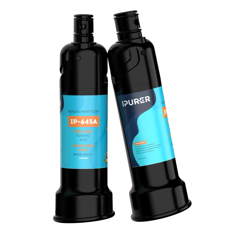 2pk ICE2, F2WC9I1 Ice Maker Water Filter By Ipurer